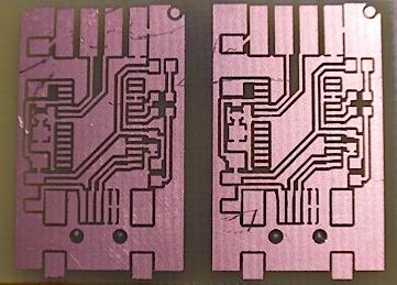 usb2serial PCB