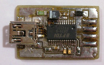 usbserial PCB